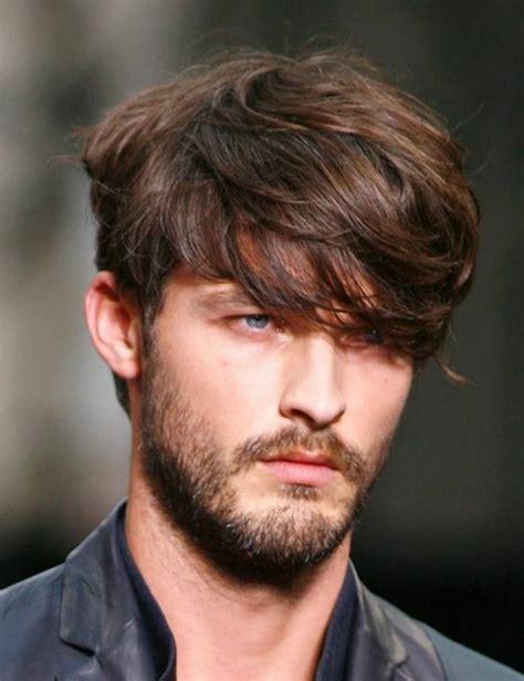 best hairstyles for men long face tall forehead 63 astuces pour les hommes avec des cheveux fris 233 s