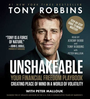 Unshakeable Your Financial Freedom Playbook unshakeable your financial freedom playbook by tony