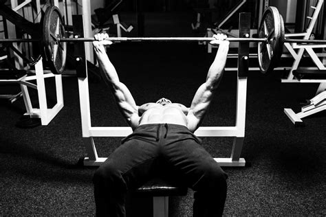 best way to bench what s the best way to increase your bench press