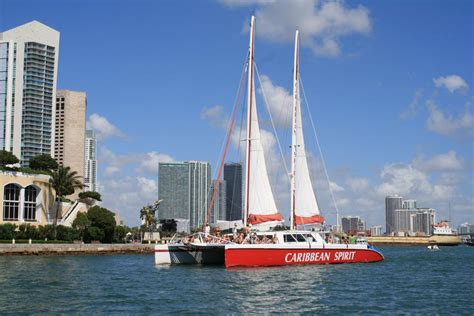 miami party boat tours caribbean spirit the ultimate party boat in miamisailing