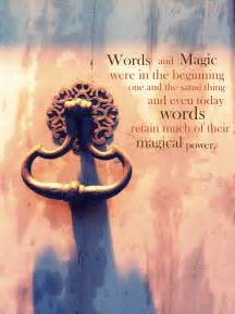 quotes the word songs