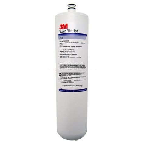 3m cuno applications filtration solutions 3m cuno cfs8112 s 1 micron 8000 series whole house scale inhibitor water filter