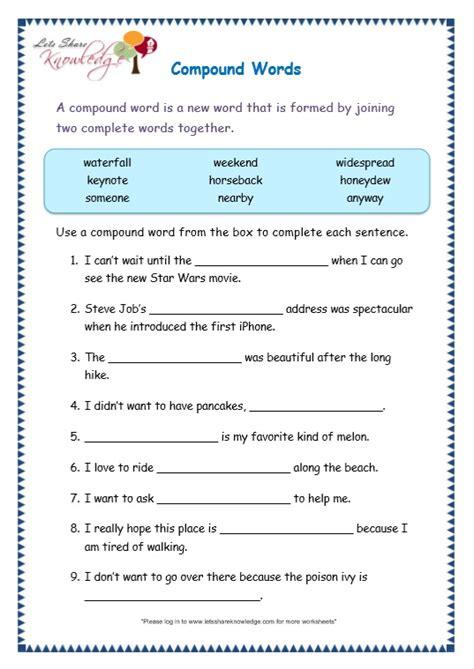 compound words worksheets 1st grade 2nd grade 187 compound words worksheets 2nd grade