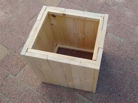wooden planter plans wooden planter myoutdoorplans free woodworking plans