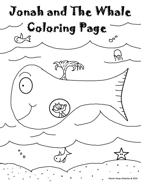 coloring page jonah and the whale jonah and the whale coloring pages