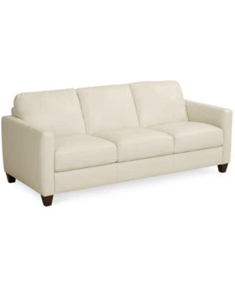 macys leather sofa sale emilia leather sofa macy s sale price 869 living