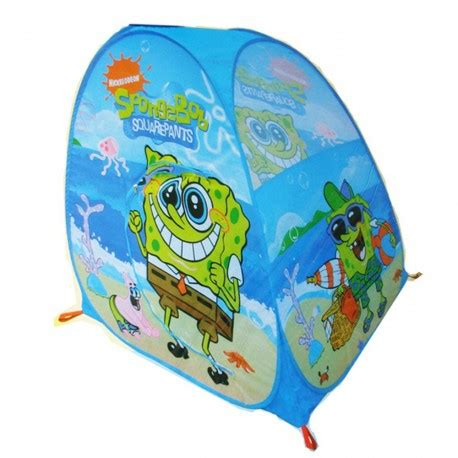 Tenda Frozen Fever Dan Disney Princess Tent spongebob tent play together happy toko mainan jual mainan anak