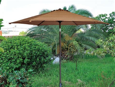 backyard creations umbrella backyard creations 174 branson umbrella at menards 174