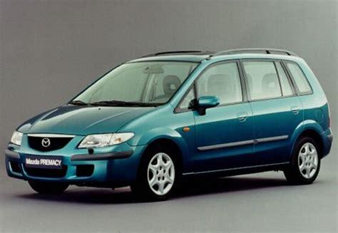 mazda premacy reviews mazda premacy minivan mpv 1999 2001 reviews technical