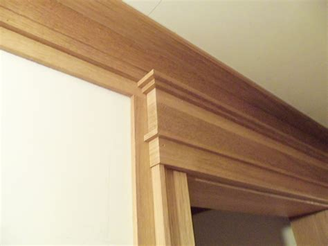 Custom Crown Molding Custom Jamb Casing And Crown Molding Ideal Cabinets Inc