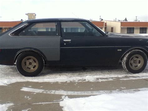 1979 toyota corolla sport coupe toytuner 1979 toyota corollasr5 sport coupe 2d specs