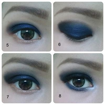 Eyeliner Pixy Warna Biru my simple