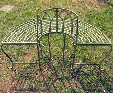 circle tree bench half circle tree bench findabuy