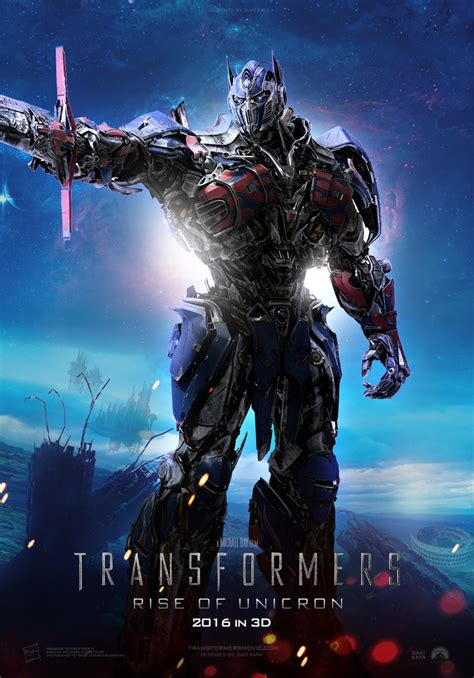 film online transformer 2017 transformers 5 rise of unicron 2016 poster by krallbaki