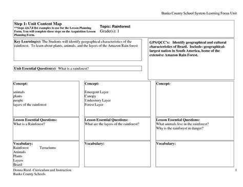 Emergent Curriculum Planning Template by Emergent Curriculum Lesson Plan Template Tech Lesson