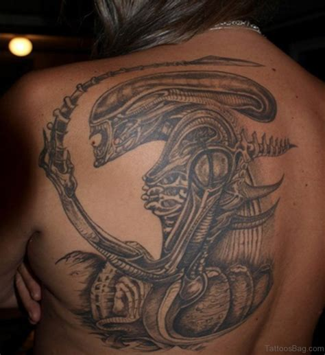 alien tattoo design 64 great tattoos on shoulder