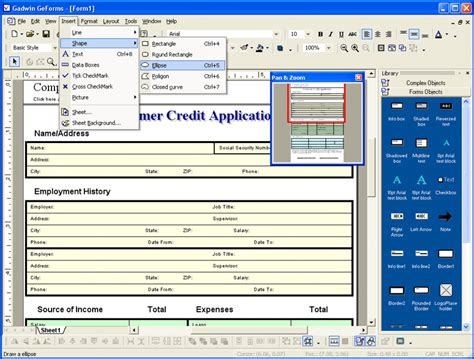 form design software freeware gadwin geforms software your time saving solution for