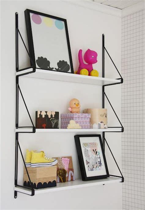 ikea living room shelves best 25 black shelves ideas on black and white interior living room decor black