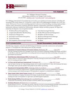doc 525679 hr manager resume resume sample for hr