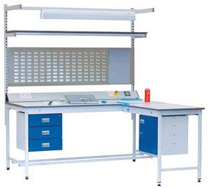 electronic workstation bench esd workbenches static dissipative workbench electronics