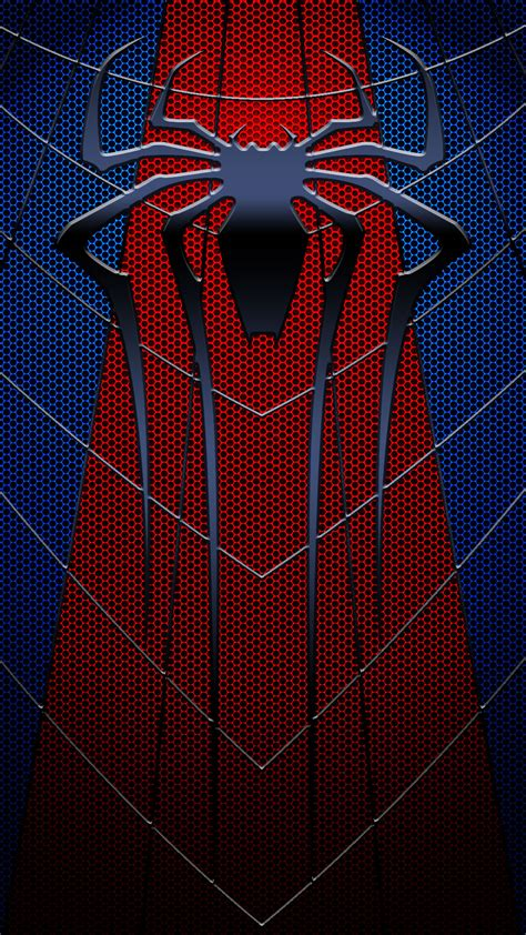 wallpaper hd for android spiderman download spiderman logo 1080 x 1920 wallpapers 4613518