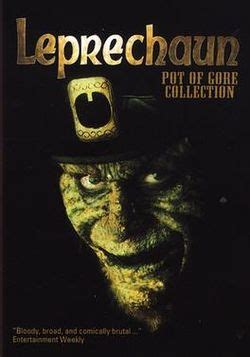chucky film series wikipedia leprechaun film series wikipedia