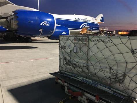 airbridgecargo sets new record for va q tainers xlx transportation