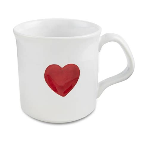valentines day mugs s day mugs set of 4 williams sonoma