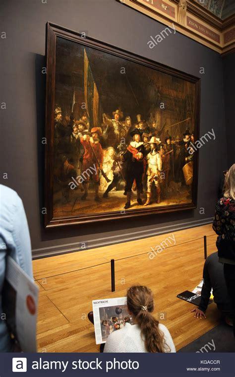 museum amsterdam night night watch rembrandt rijksmuseum stock photos night