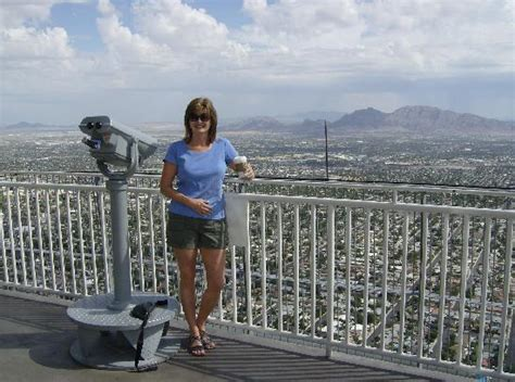 stratosphere observation deck foto de stratosphere hotel casino and tower las vegas
