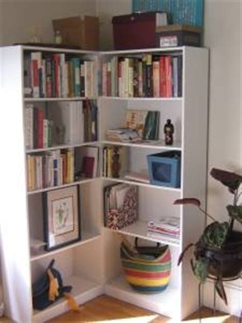 Billy Bookcase Corner Unit Corner Unit Using 2 Ikea Billy Bookcases For The Home Ikea Billy Bookcases And