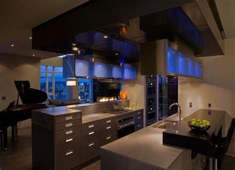 home interior design kitchen pictures home design and interior luxury home kitchen design 2010