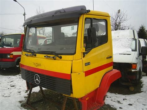 cabins for mercedes 814 truck for sale from belarus