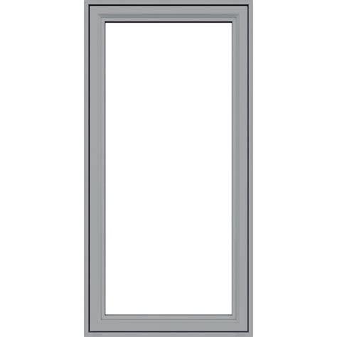 Cost To Paint Home Interior jeld wen premium vinyl casement windows artic silver