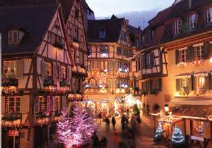 explore old colmar in the little white train