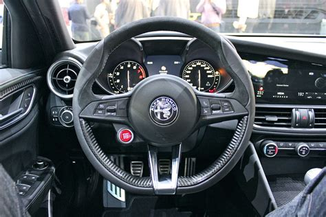 alfa romeo giulia interior the daily dose more photos of the alfa romeo giulia vj