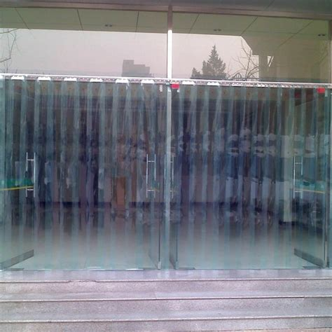 plastic air curtain national shipping thicker and more windproof pvc plastic