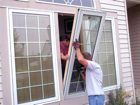 Home Window Installation by Replacement Windows Bbt