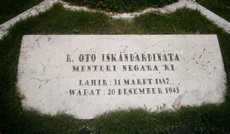 R Oto Iskandar Di Nata kematian oto iskandar di nata 70 tahun lalu