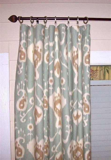 ikat curtains java spa ikat curtain panels java curtain panels and spas