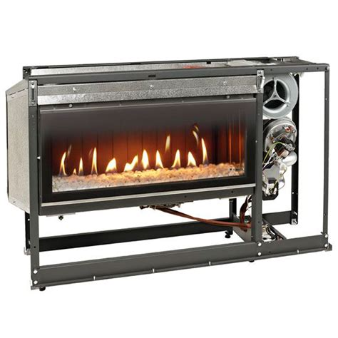 Dual Sided Gas Fireplace by Sided Gas Fireplace