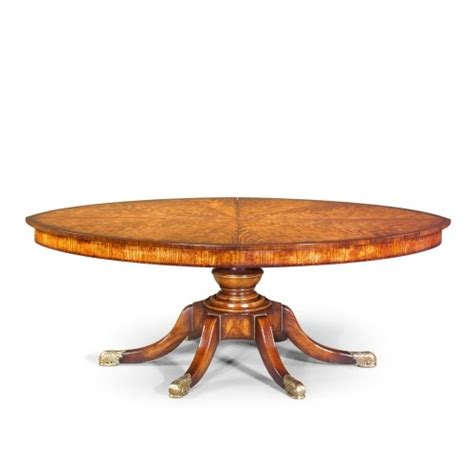 expandable round dining table southgate residential expandable round dining tables