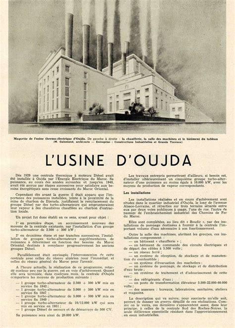 Pompe A Eau Thermique 1929 by L Hydraulique Et L Electricit 233 Au Maroc Page 4