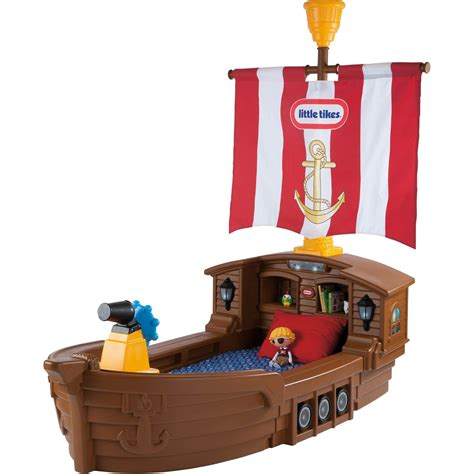 tikes bedroom furniture tikes pirate ship toddler bed bedroom furniture