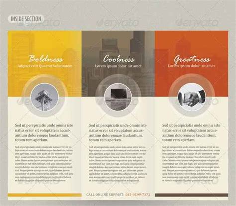 brochure layout design brochures pinterest