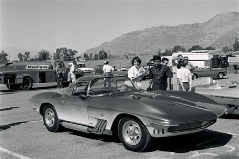 chevrolet grand prix 1961 chevrolet mako shark corvette show car spied at the