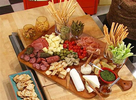 Ina Garte by Antipasto Platter Recipe