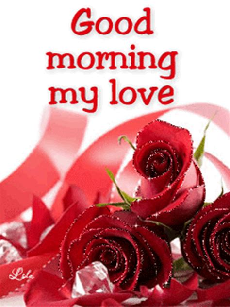 images of love morning good morning love animated pic