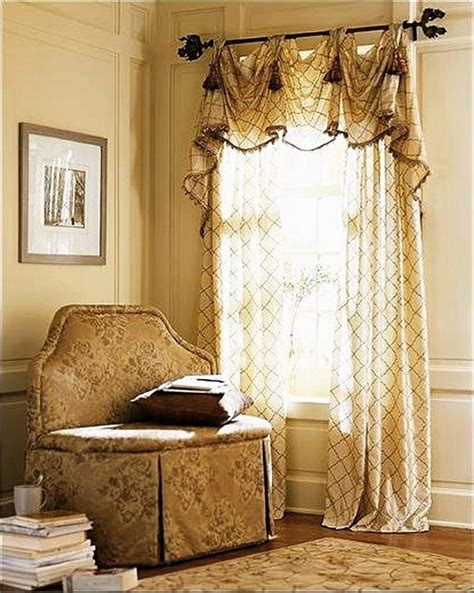 Curtain Styles For Living Room