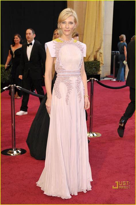 Oscars Carpet Cate Blanchett by Cate Blanchett Oscars 2011 Carpet Photo 2523657